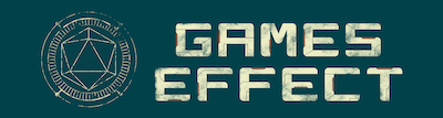 games effect logo